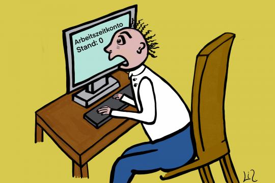 Müssen Arbeitszeitguthaben vor Einführung der Kurzarbeit aufgebraucht werden?