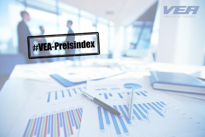 VEA-Preisindex vom 18.10.2021