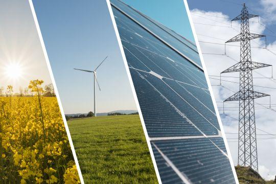 Gemeinsame Ausschreibungen für Windenergieanlagen an Land und Solaranlagen