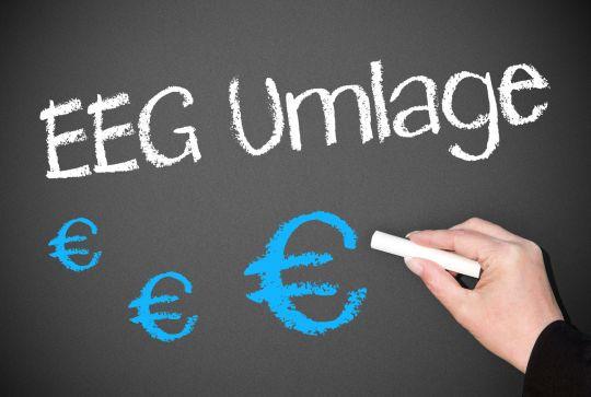 Übertragungsnetzbetreiber geben EEG-Umlage für 2021 bekannt