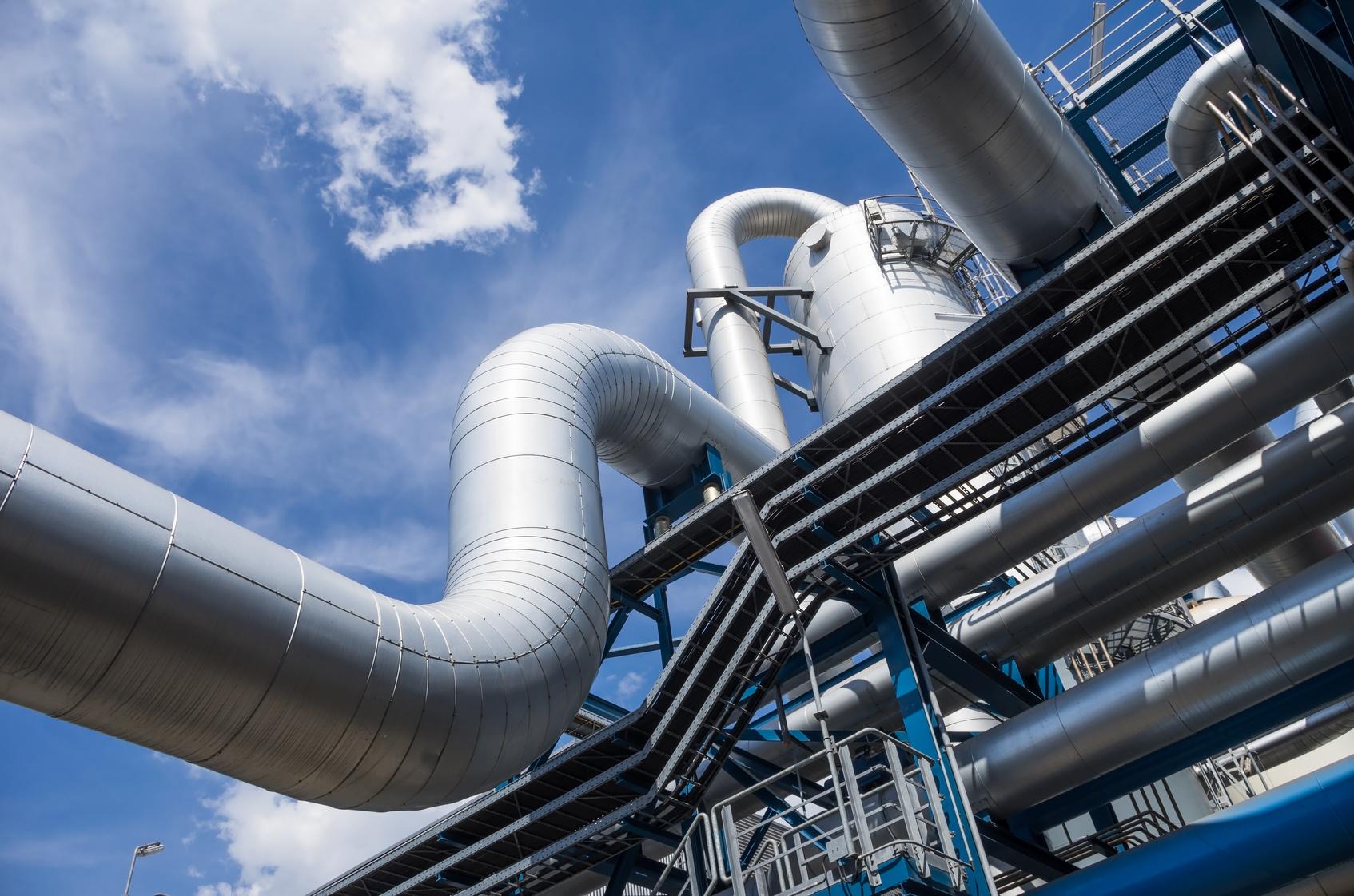Zeitplan für die Marktraumumstellung von L-Gas auf H-Gas