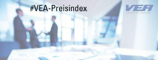 VEA-Preisindex vom 26.10.2020