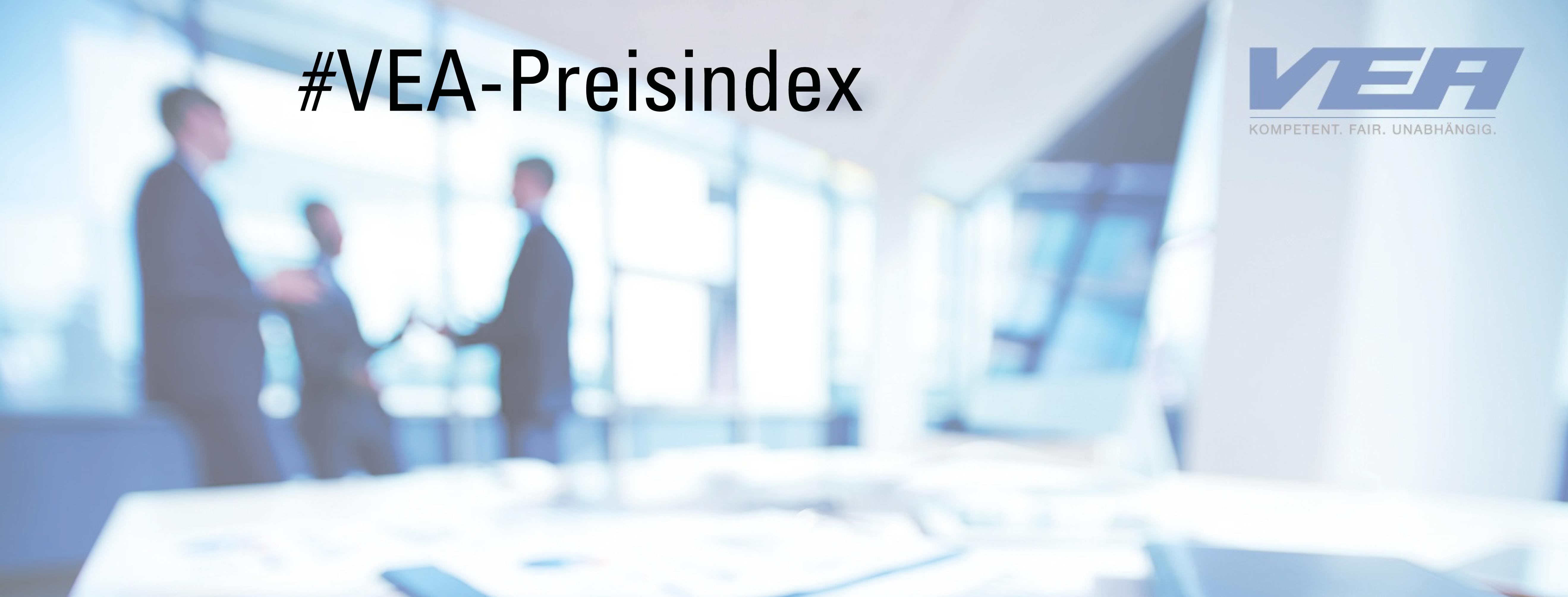 VEA-Preisindex vom 20.07.2020